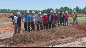 Warner Robins breaks ground for new rec center