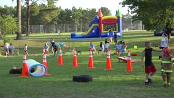 Houston County Fire Department hosts fall family carnival