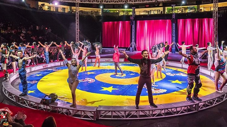 Garden Brothers Circus brings death-defying fun to Central Georgia