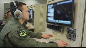ROBINS AIR SHOW | How the air show helps recruit for the Georgia Air National Guard