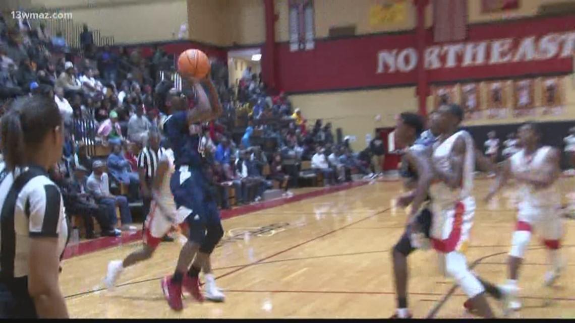 Central Georgia high school basketball scores (January 17)