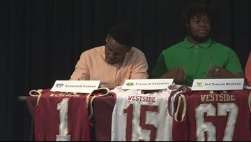 SIGNING DAY 2019: Westside High signees