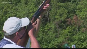 25th annual Turkey Shoot held in Forsyth