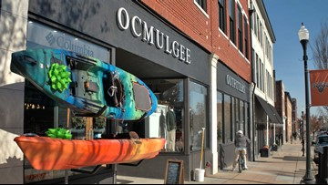 New outdoor recreation store opens in downtown Macon