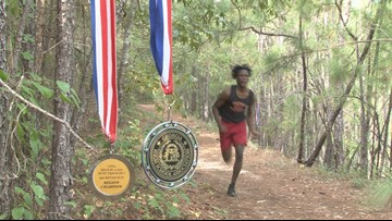 Athlete of the Week: Sparrow Jenkins