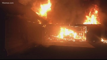 Elderly couple killed in Monroe County fire