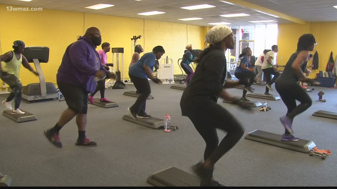 AMPED UP: Attacking pandemic weight gain,  managing fitness resolutions