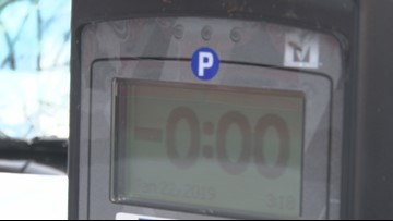 Macon-Bibb parking meters costing more than they're bringing in