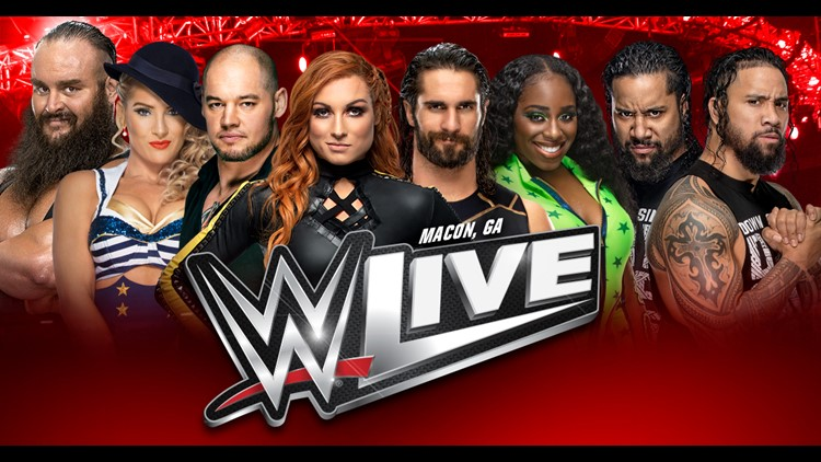WWE Live returns to Macon Centreplex in September