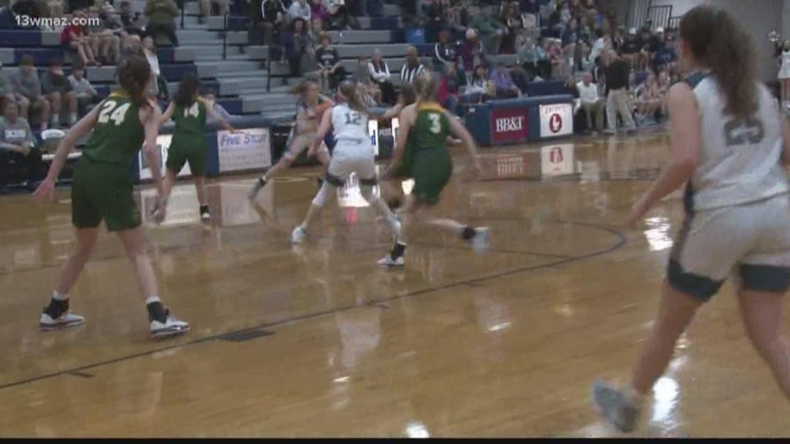 Central Georgia high school basketball scores   February 19