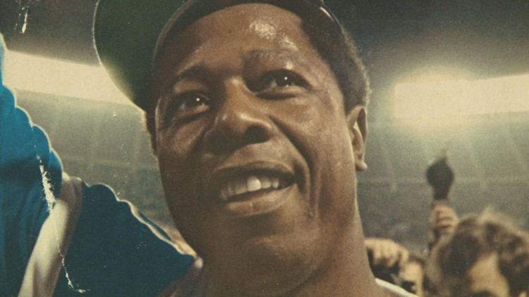 'He can't be replaced': Former Atlanta Brave, Georgia Sports Hall of Fame remember Hank Aaron