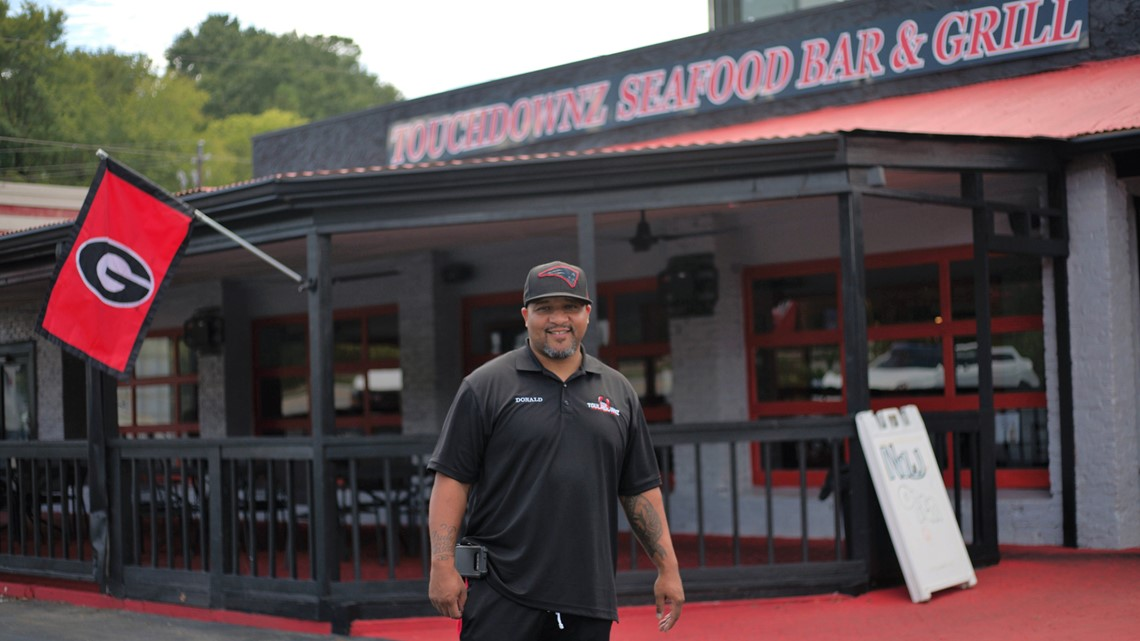 Owners of new Macon seafood sports restaurant say it's here to stay