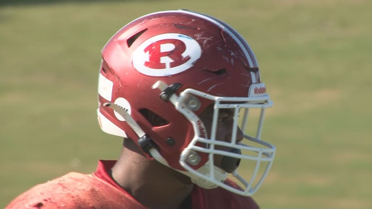 Athlete of the Week: Demarcious Robinson