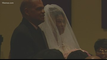 Macon couple says 'I do' again after 60 years