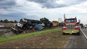 Fatal Dodge County train crash victim identified, 2 others injured