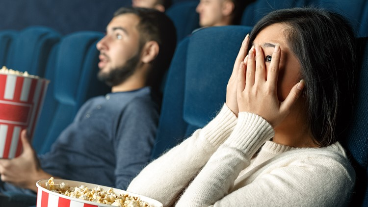 Get paid $1,300 to monitor your heart rate while watching scary movies