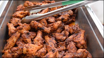 Chicken wing festival with unlimited beer samples is coming to Florida