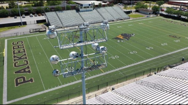 Colquitt Co. Packers Football Stadium