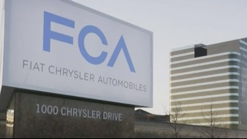 Auto union opens talks with Fiat Chrysler with strike possible