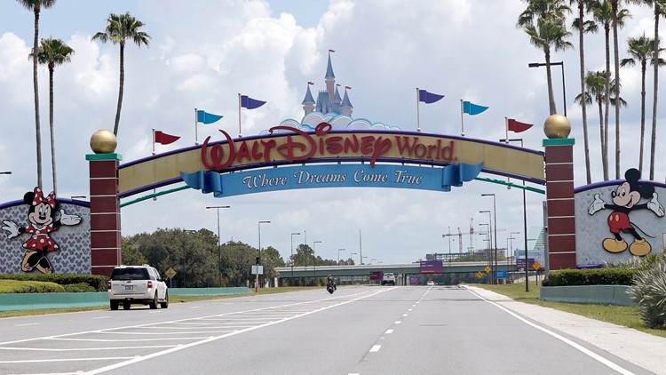 Reports: Disney employees spit on, attacked over theme park's COVID-19 rules