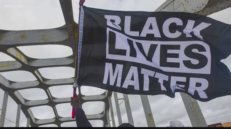 Why you shouldn't respond to Black Lives Matter with 'all lives matter'