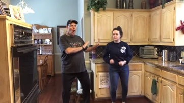 Texas family dances COVID-19 troubles away in viral 'quarantine challenge' video