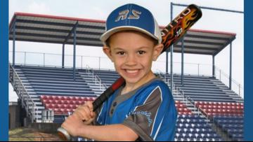 He was smiling for his baseball photo. Then, the 6-year-old suddenly collapsed and died.