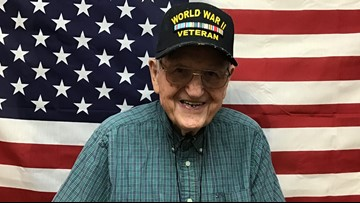 Happy 100th birthday to this WWII hero