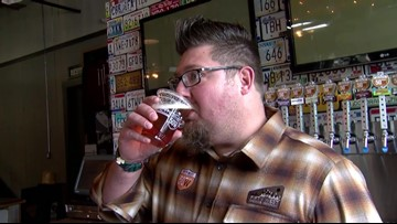 'Liquid Bread': Man vows to only drink beer for Lent