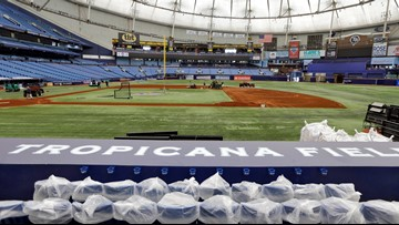 Tampa Bay Rays offer free tickets to Hurricane Dorian evacuees