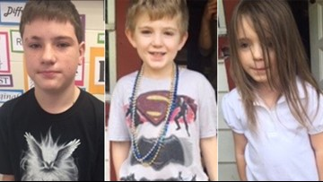 3 Ocala children who were missing have been found