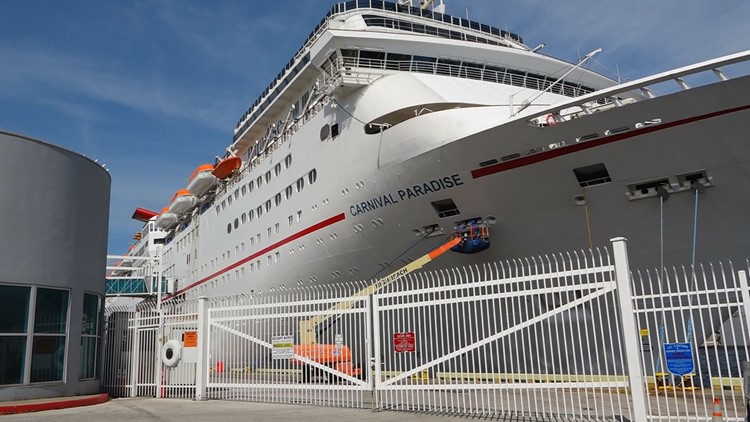 Carnival cancels cruises through the end of May 2021