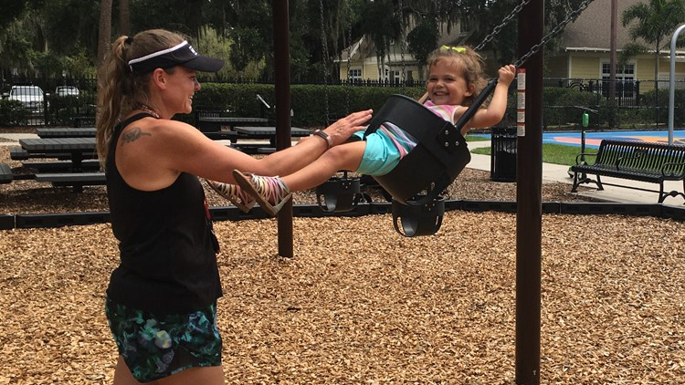 As summer heats up, experts warn of playground burn risks for kids