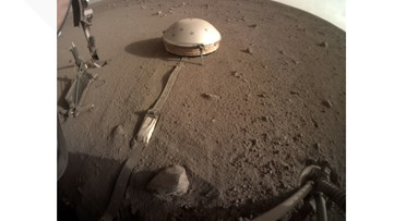 NASA's Insight lander records marsquakes, aftershocks on the red planet