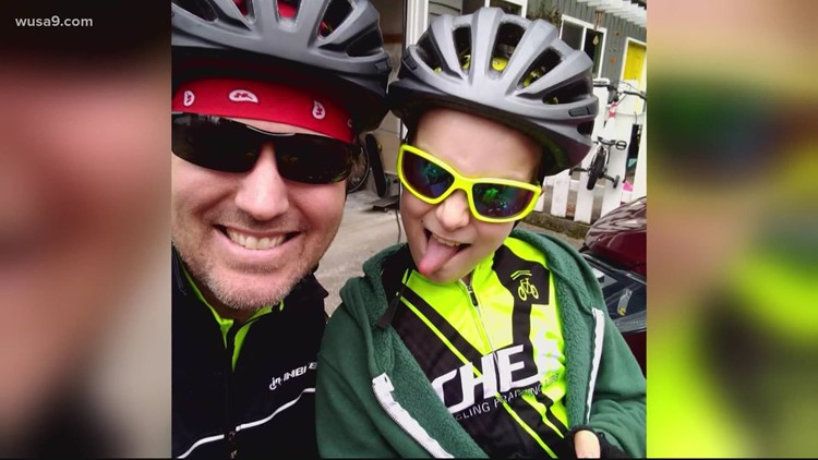 Father and son complete bike trip across America | Get Uplifted