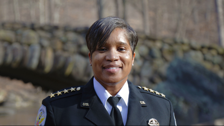 National Park Service appoints first Black Chief of Police