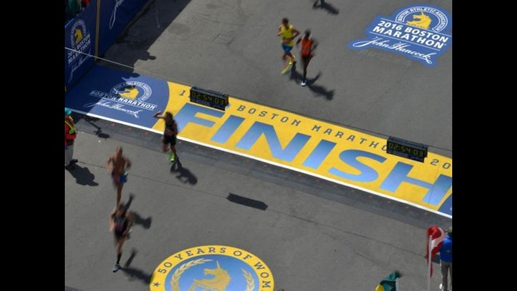 "<p>didas said it was ""incredibly sorry"" after the company sent a tone-deaf email to Boston Marathon participants on Tuesday, one day after the 2017 Marathon.</p>"