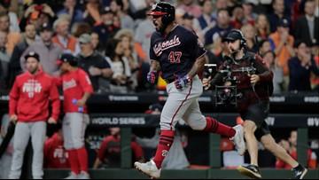 Washington rallies 6-2 over Houston to win first World Series since DC move