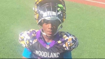 He was supposed to be at football practice that night but never made it. A gunman shot and killed 11-year-old Karon Brown before he got there