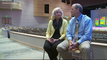 IN SESSION: Married music teachers retire after four decades in Virginia Beach schools