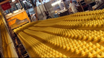 Company offers chance to tour factory where Peeps are made