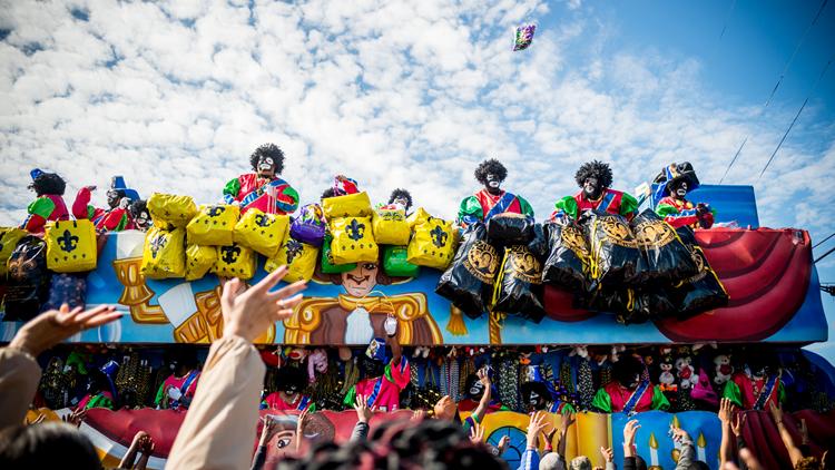 Mardi Gras 2019 Parade Schedule