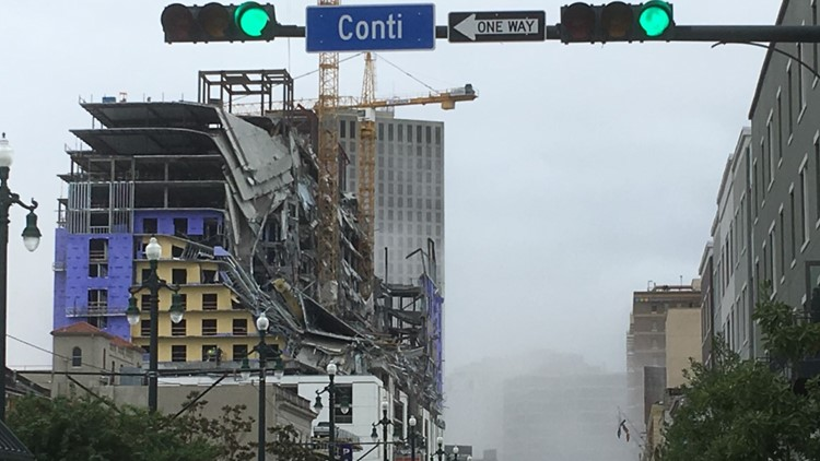 'We are in rescue mode:' 2 dead, 1 missing, 30 injured in Hard Rock Hotel collapse