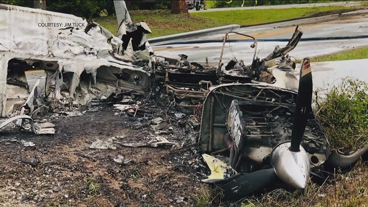 Police report: Small plane crashed in Henry County due to takeoff failure