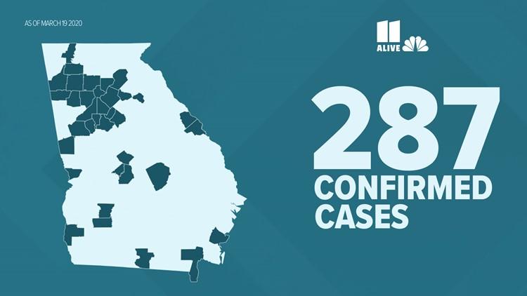 confirmed coronavirus cases 3.19