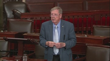 'When everybody's out of work, it's our fault': Republican Sen. Isakson votes to end shutdown with Dems