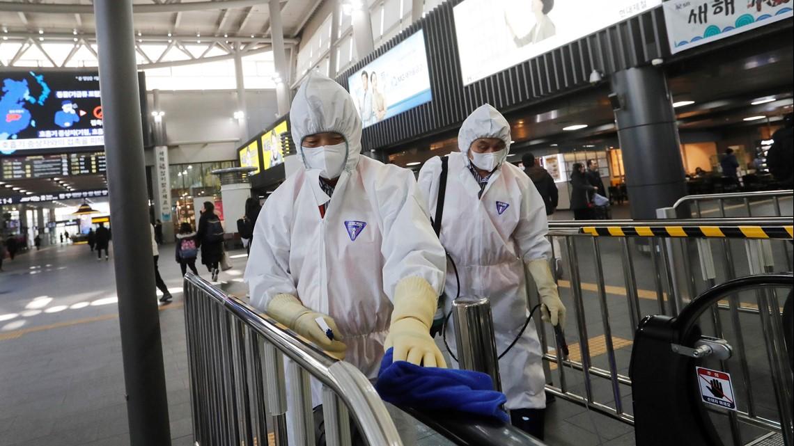 What's new in the China coronavirus outbreak