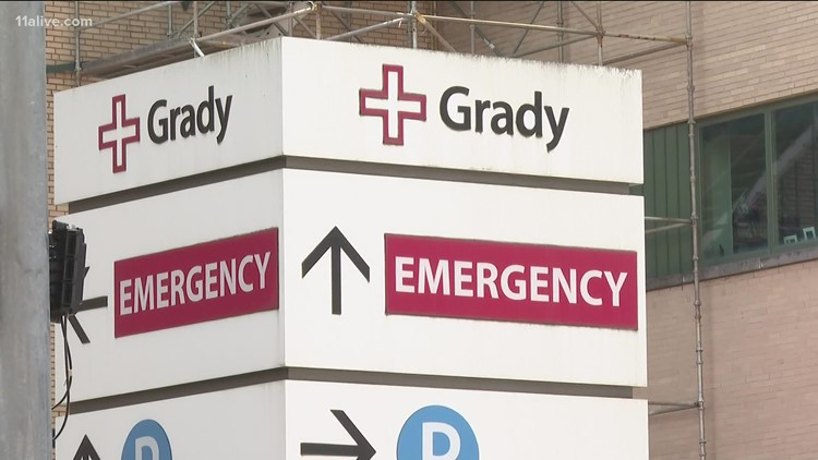 Georgia asks residents to 'reduce strain' on hospitals stretched to 'unprecedented levels' by COVID