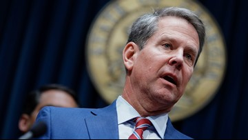 Gov. Kemp delivers State of the State address