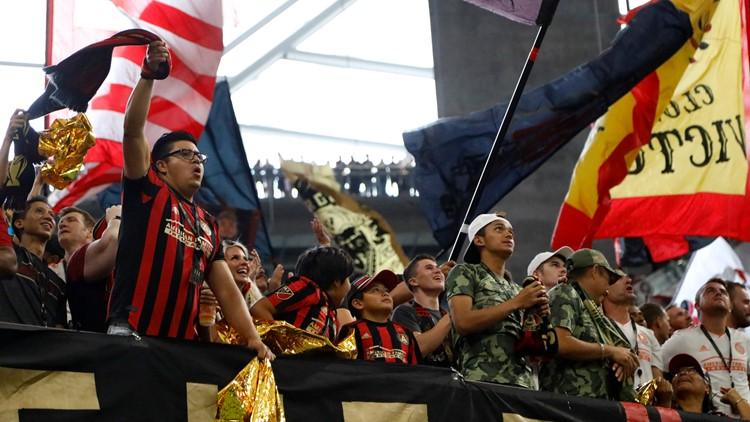 Braves, Atlanta United to increase stadium capacity to 100%
